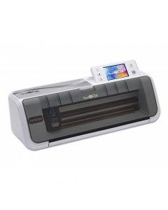 Masina Scan N Cut Brother CM900 pentru taiat si scanat material textil, hartie, carton si altele