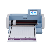 Masina Scan N Cut Brother SDX1200 Scaneaza Si Decupeaza