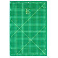 Plansa de croitorie, trasare, verde inchis, 45 x 30 cm , Prym, 611386