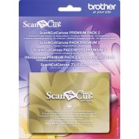 Card Activare 25 modele Scan N Cut Brother CACVPPAC2
