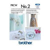 STICK USB NO.2 CU BRODERIE SPARTA BROTHER PRCWUSB2