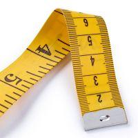 Centimetru de croitorie, din fibra de sticla, lungime 254 cm/100 inch, Profi Prym 282675
