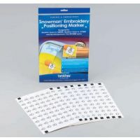 Set Sticker Pozitionare Broderie EPS2 Brother XF0763001