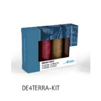 ATA DENIM DOC TERRA KIT 4 BUCATI, METTLER